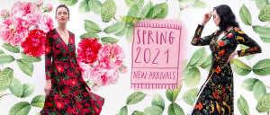 dziendobrysklep.com spring 2021 new collection dress