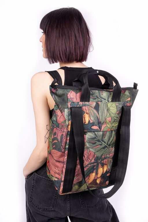 Torbo-plecak KAKAO