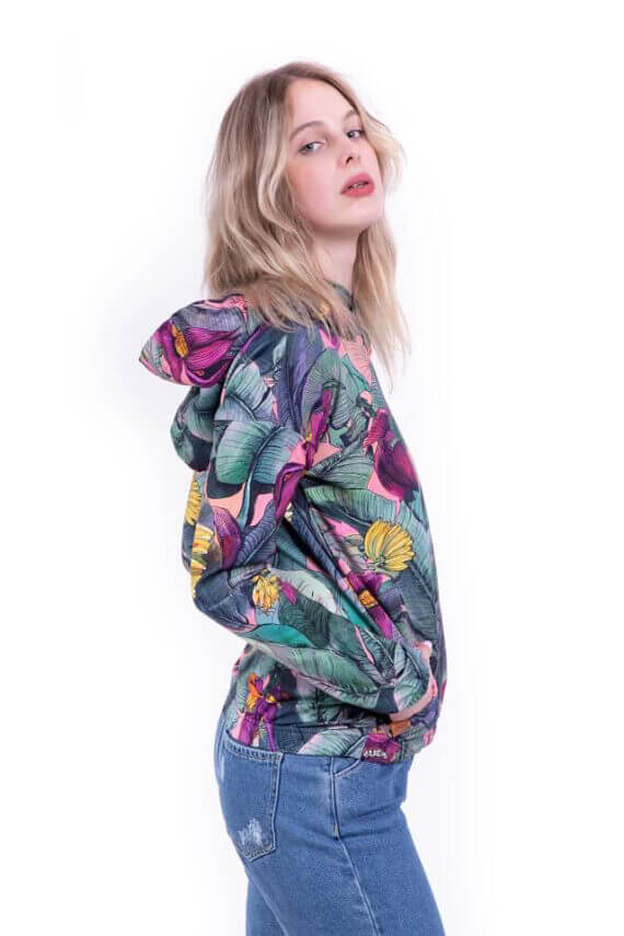 Bluza hoodie BANANY