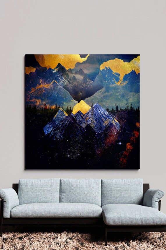 Złota Góra Izerska wizualizacja