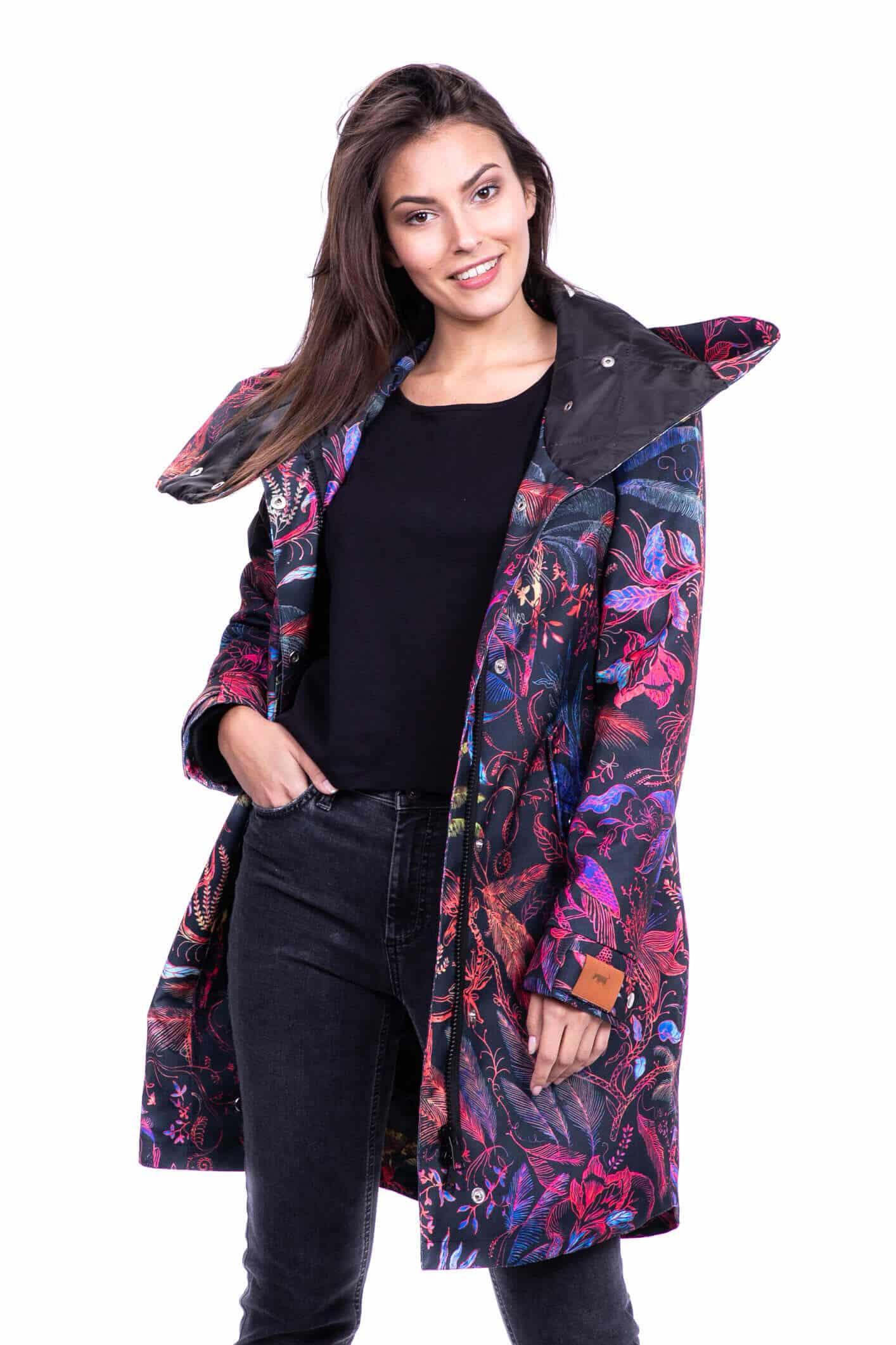 kurtka zimowa damska istambuł