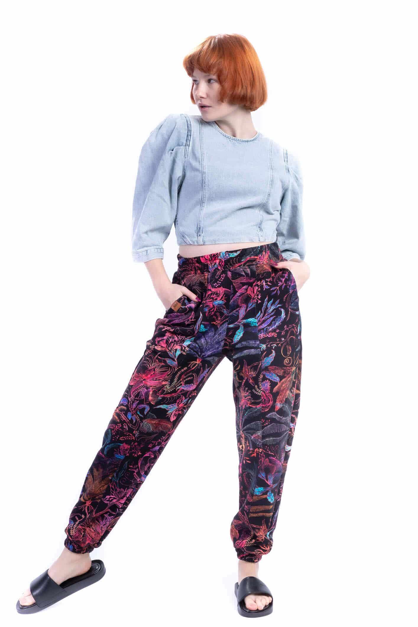 spodnie istambuł