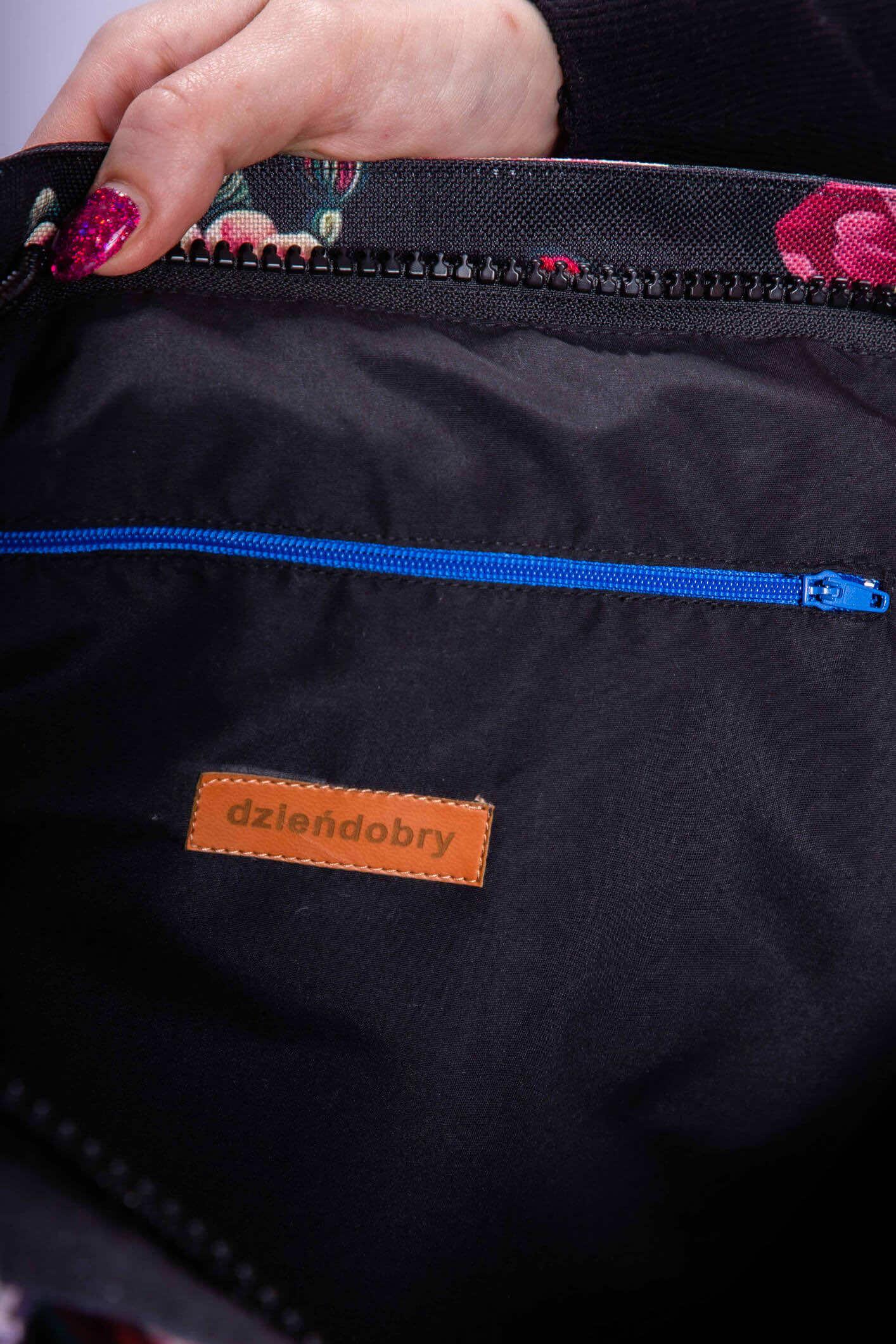 torba czarne bażanty