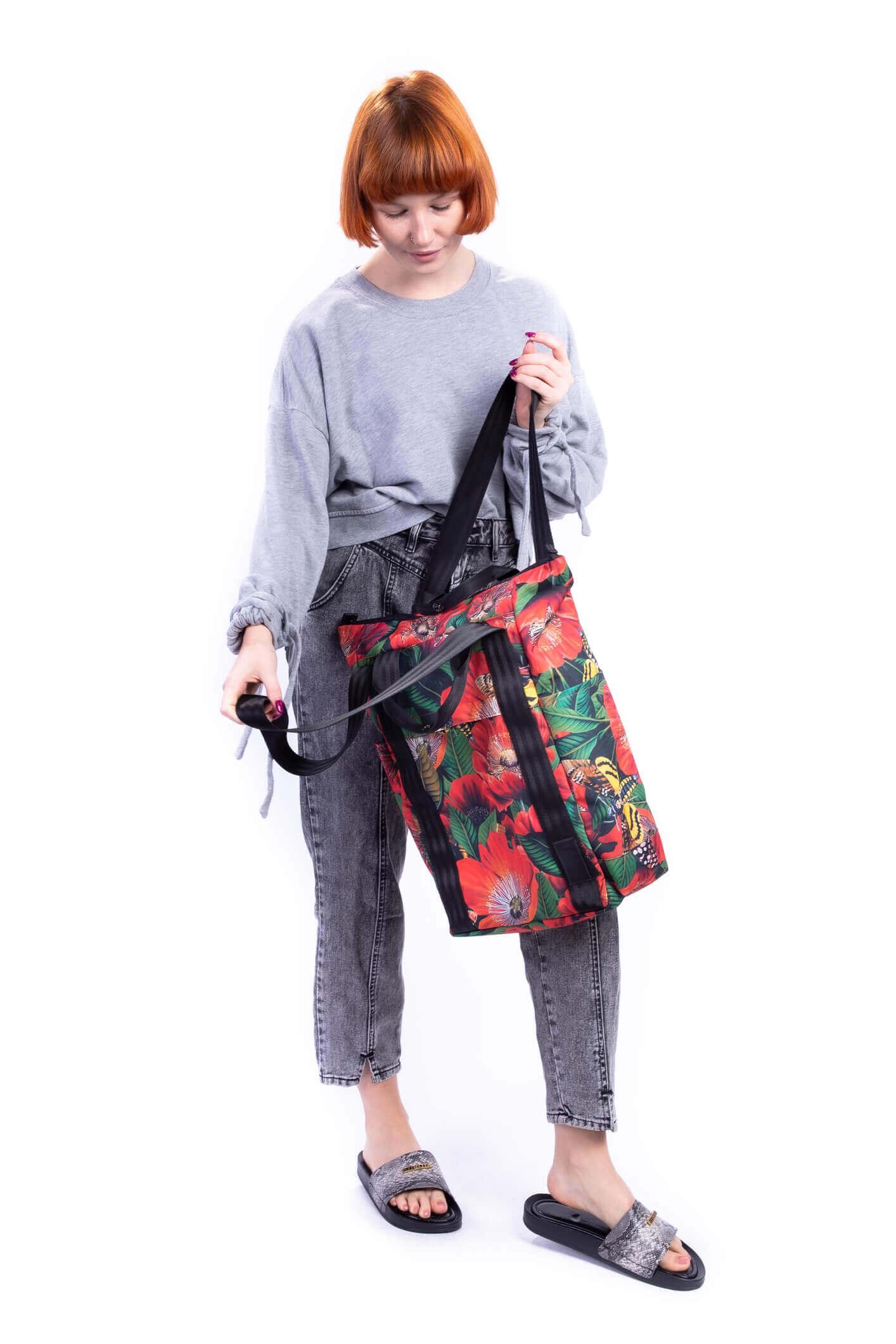 torbo-plecak lato