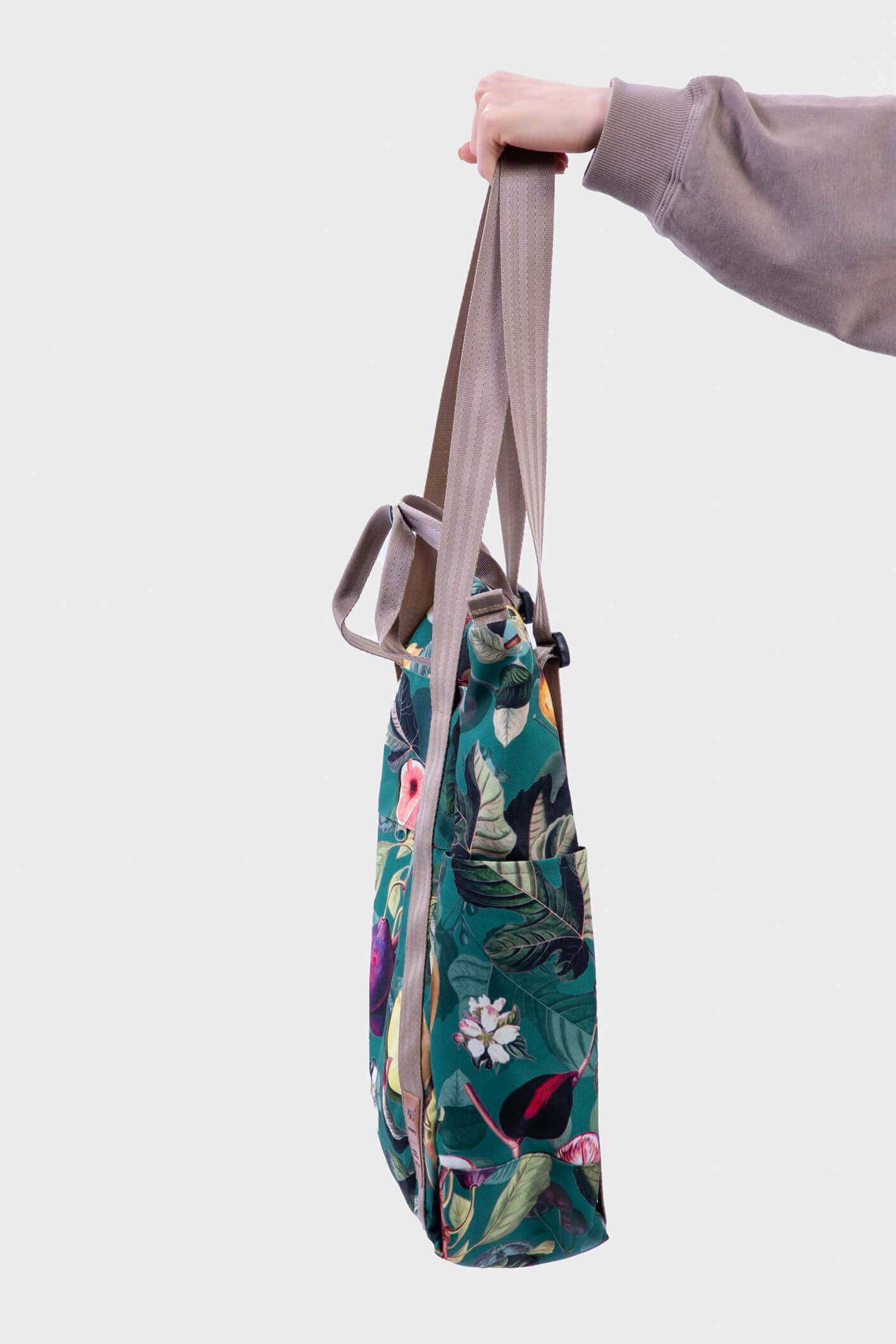 torbo-plecak warzywniak