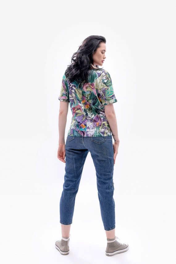 dziendobrysklep.com koszulka wiosna lila