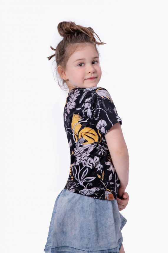 dziendobrysklep.com lato dzieci koszulka Noc w Tropikach