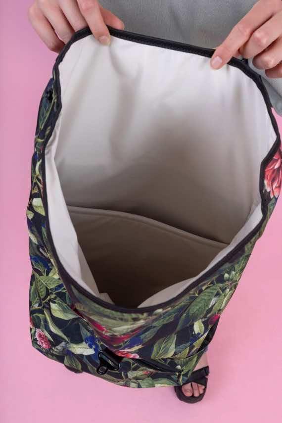 dziendobrysklep.com plecak rollpak wiśnie